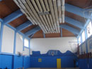 Acoustic Treatment of the Begunje Sports Hall